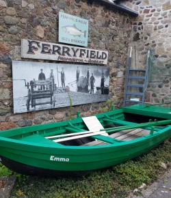 It turns out Abernethy is absolutely brimming with history.  A visit to the Museum of Abernethy is packed full of info on every stage of its life.
