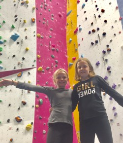 Kids Climbing the Walls? Why Not Join Them!