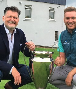 Perthshire Golfer Danny Young to Tee-up on Home Turf