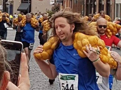 The Great Perthshire Tattie Run