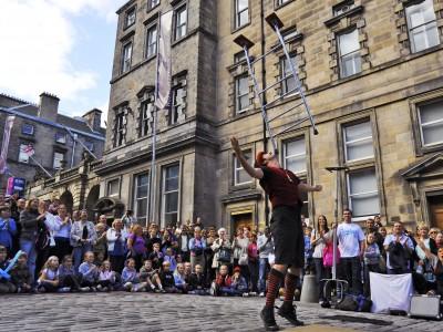 Edinburgh Fringe - The World's Largest Arts Festival
