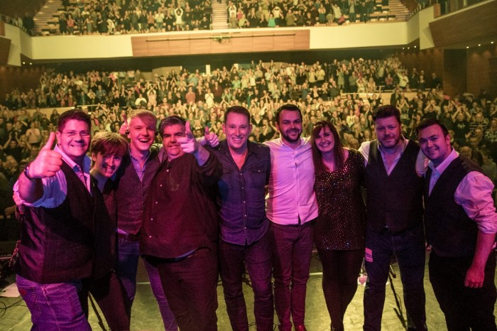 Skipinnish - Plus special guests