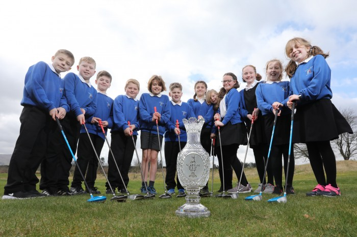 Primary School Kids - Solheim Cup