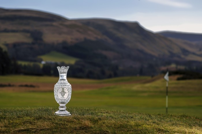 The Trophy - Solheim Cup