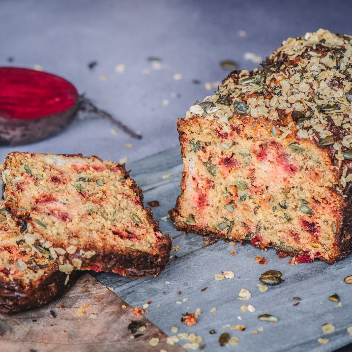 Beetroot and Goats Cheese Bread Recipe - Things to do with beetroot