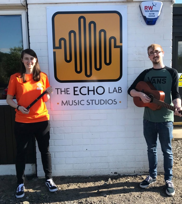 The Echo Lab Review - Kerr and Charlotte