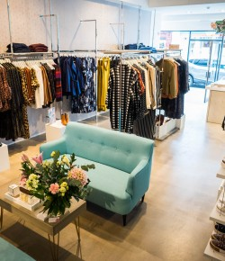 The fabulous fashion shops who are open for styling, selling and making lockdown feel a lot more glam - and comfortable!