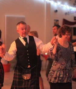 It's time to get your dancing shoes on and practice The Flying Scotsman as Parkinson's UK Scotland are bringing the ceilidh to Perthshire.