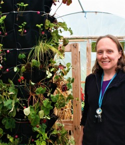 A healthy place to grow – Perth Community Farm