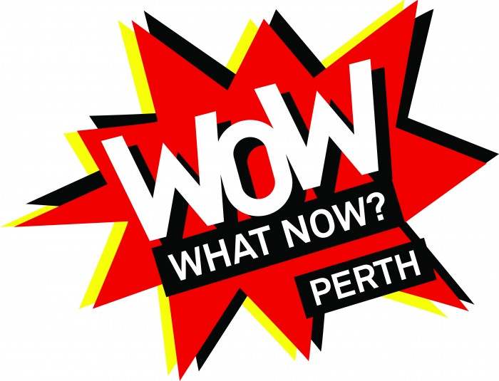 WOW What Now? Logo perth