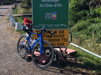 Paris to Milan: 900km Charity Cycle