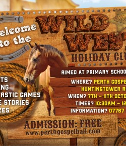 Wild West Holiday Club