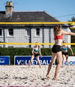 Beach Volleyball Finals in Perth
