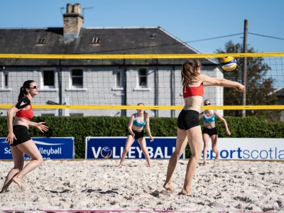Beach Volleyball Finals in Perth