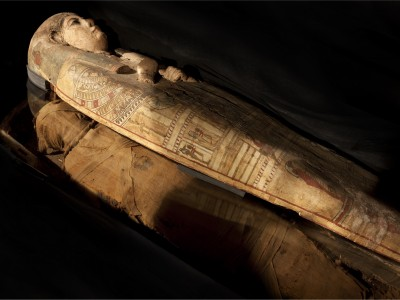 Museum to Raise Funds for Mummy