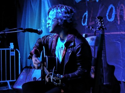 Kyle Falconer - Live at the Ice Factory