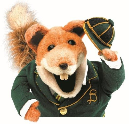 Christmas Switch On 19 - Basil Brush