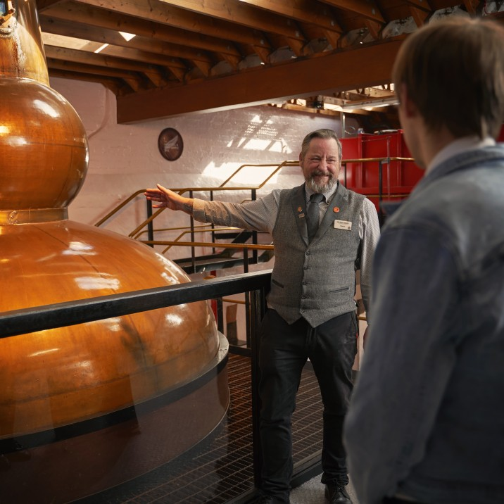 The perfect day out at Scotland's oldest distillery, set on the banks of the River Turret in the beautiful town of Crieff in Perthshire.