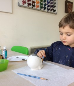 For Art Sake in Scone is a ceramic studio offering children and adults the chance to paint their own pottery