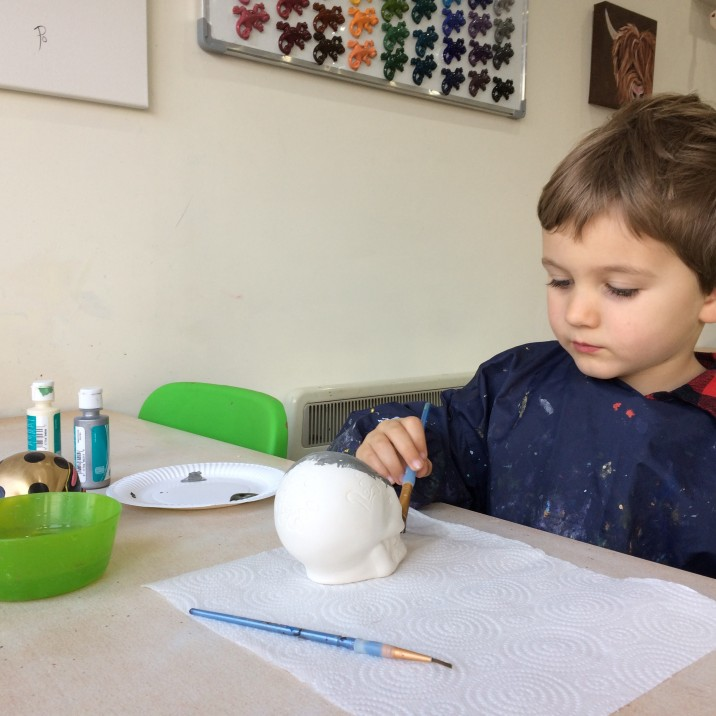 For Art Sake in Scone offers children and adult painting workshops