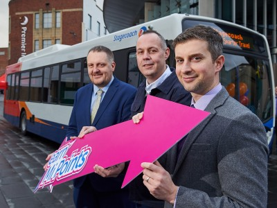 Free Festive Bus Travel in Perth