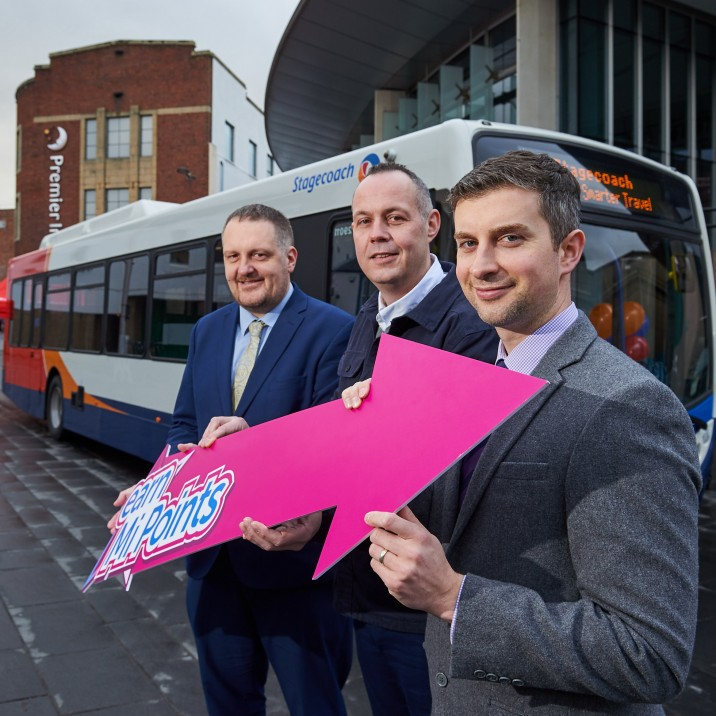 Stagecoach Offers Free Festive Bus Travel in Perth - Free Bus Travel within Perth Area during Christmas Period, 2019