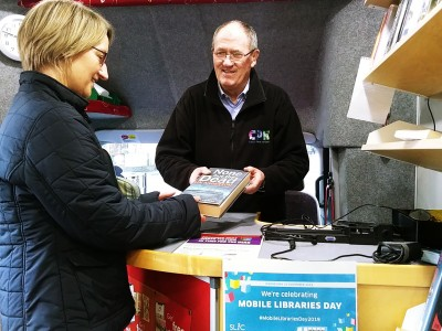 Celebration of Mobile Libraries Day