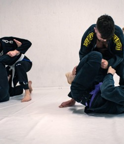 Get fit and learn some self defense techniques in this fantastic beginners course on Brazilian Jiu Jitsu