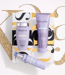 We know Christmas is on it's way when the Kerastase Christmas Gift Box comes out! Each box includes a complimentary Hair Bath worth up to £23!