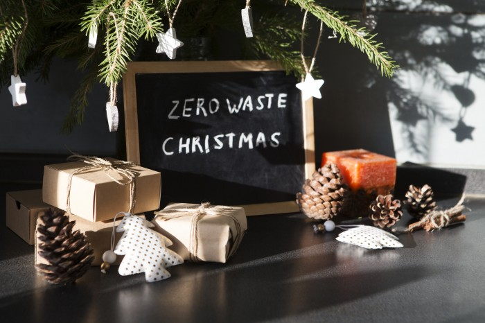 Five top tips for reducing your waste this Christmas.