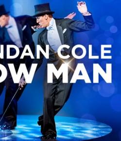Brendan Cole Live: Show Man