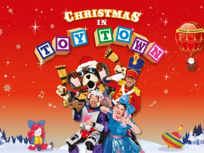 Funbox - Christmas in Toy Town