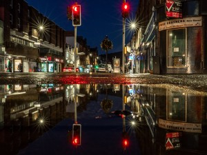 Tom Ryan - Perth Winter Nights - Photographs of Perth, reflections, lights, long exposures, night scenes, light trails
