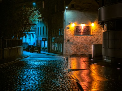 Tom Ryan - Perth Winter Nights
