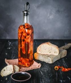 Homemade Chilli Oil