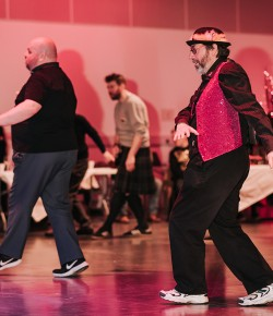 Perth's older lesbian, gay, bisexual and trans community are being welcomed this weekend to the area's first ever LGBTI+ Elders Social Dance Club.