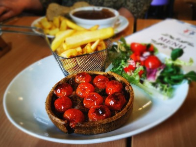 The Berryfields Tearoom - Review