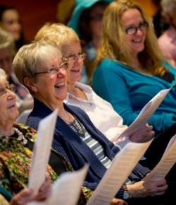 Popular Perth singing group Horsecross Voices returns on Wednesday 22 January with a refreshed format and a call out for new members.