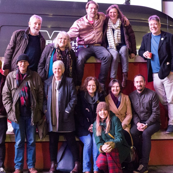 Perthshire Playwright's Group - Group shot