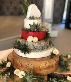 Calling all Cheese lovers! We have the alternative wedding cake of your dreams.