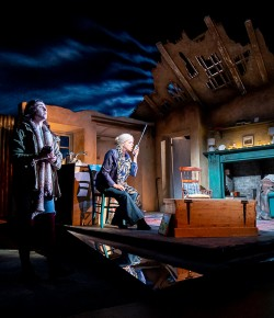 The Croft, a supernatural thriller by Ali Milles, had a Perth theatre audience on the edge of their seats when it made its Scottish debut there.