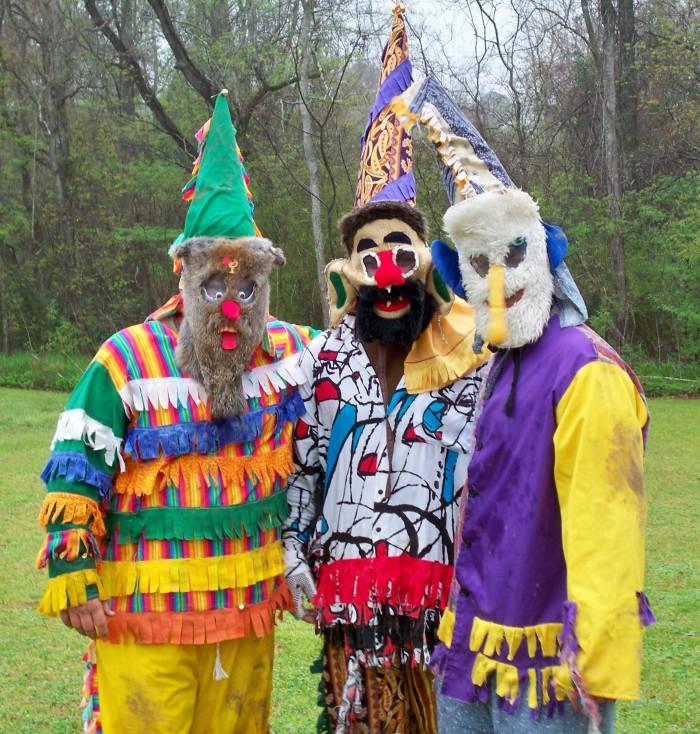 Mardi Gras at The Twa Tams