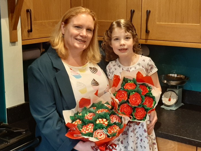 Lynne Murrie has been baking up a storm!