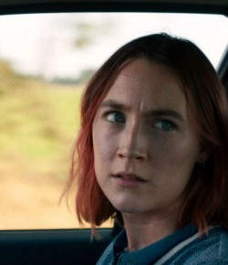 Lady Bird is the name Saoirse Ronan gives herself and insists on being called by in this coming of age movie presented by Perth Film Society.