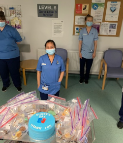 NHS Tayside celebrates International Nurses Day on 12th May