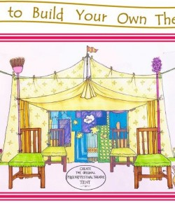 As visitors sadly are unable to visit Pitlochry Festival Theatre right now, their team are offering instructions on How to Build Your Own Theatre!
