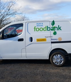 A Story of Food Poverty, Charity and Working Together