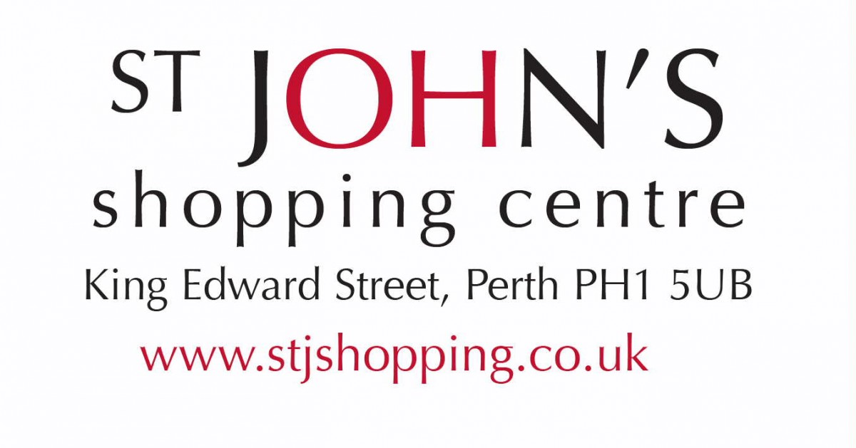 St Johns Shopping Centre Logo