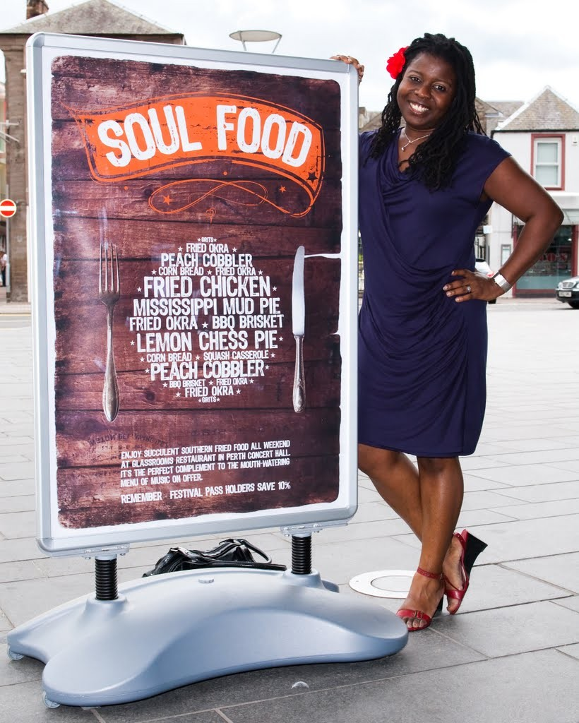 The Soul Food on offer is a huge part of Perth's Southern Fried Festival