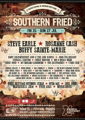 Get Your Southern Fried Vibe On!